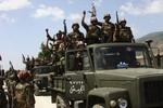Quân đội Syria lấy lại quyền kiểm soát thành phố chiến lược