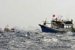 Nhật Bản bắt giữ tàu cá Đài Loan xâm nhập trái phép Senkaku