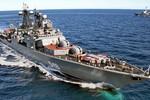 Nga điều tàu chiến tới Địa Trung Hải thành lập lực lượng đặc nhiệm
