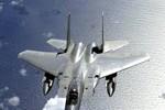 F-15 Mỹ bất ngờ rơi tại vùng biển Okinawa khi đang huấn luyện