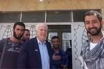 Tân Hoa Xã: John McCain bí mật tới Syria hội đàm với phiến quân