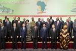 Nhật tăng viện trợ cho châu Phi để kiềm chế ảnh hưởng của Trung Quốc