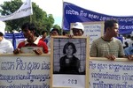 Dân Campuchia biểu tình rầm rộ phản đối cáo buộc trắng trợn về VN