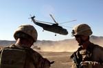 Thủy quân lục chiến Mỹ di chuyển tới sát biên giới Syria