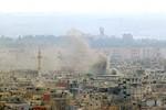 Nổ lớn tại căn cứ quân sự quan trọng của Tổng thống Assad