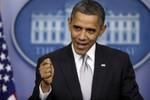 Obama bác tin Mỹ điều chiến đấu cơ chặn máy bay chở Snowden