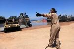 Mỹ bắt đầu gửi vũ khí đến Jordan cho phiến quân Syria