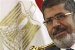 Tổng thống Morsi bị áp giải tới cơ sở bí mật của Bộ Quốc phòng Ai Cập