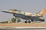 F-16 của Không quân Israel rơi ngoài khơi Gaza