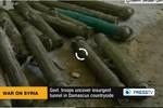 Quân đội Syria tiêu diệt, tịch thu hàng loạt vũ khí của quân nổi dậy