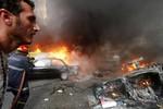 Đánh bom xe tại thành trì của Hezbollah ở Li-băng
