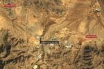 Lộ vị trí trận địa tên lửa đạn đạo Ả Rập Saudi chĩa vào Iran và Israel