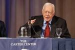 Cựu Tổng thống Mỹ Jimmy Carter gửi đặc sứ tới Syria hòa giải xung đột