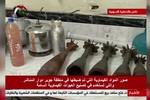 Quân đội Syria tìm thấy kho vũ khí hóa học của phe nổi dậy
