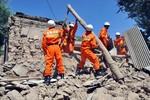 54 người thiệt mạng trong trận động đất tại Cam Túc, Trung Quốc