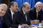 Phe nổi dậy Syria kêu gọi Nga ngừng hỗ trợ chính phủ Basha al-Assad