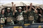Quân chính phủ Syria tuyên bố tiếp tục giành chiến thắng tại Homs