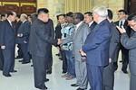 Kim Jong-un: Mỹ và Israel không thể đánh bại Syria
