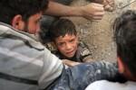 Ảnh: Giao tranh khốc liệt trên 3 chiến trường Syria trong tháng 7/2013