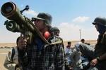 CIA chuyển tên lửa đất đối không từ Libya cho phiến quân Syria