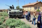 RT: Thổ Nhĩ Kỳ hỗ trợ phiến quân Syria sát hại 450 người Kurd