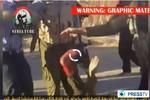 Video: Chiến binh Mặt trận al-Nusra giết chỉ huy Quân đội Syria Tự do