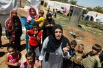 Mỹ tuyên bố sẵn sàng tiếp nhận hàng ngàn người tị nạn Syria