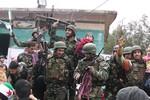 Video: Quân đội Syria tiếp tục giành thắng lợi trên nhiều mặt trận