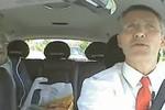 Video: Thủ tướng Na Uy đóng giả lái xe taxi đi vi hành