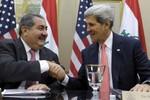 Iraq cầu viện Mỹ giúp đỡ chống lại al-Qaeda đang trỗi dậy