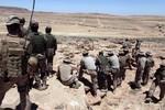 Jordan nhờ Mỹ giúp đối phó với chiến tranh hóa học từ Syria
