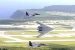 Mỹ bao vây Trung Quốc bằng loạt sân bay trên Thái Bình Dương