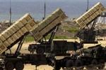 Thổ Nhĩ Kỳ xoay 6 hệ thống tên lửa đánh chặn Patriot về phía Syria