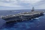 Mỹ bố trí lại tàu chiến xung quanh Syria
