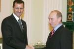Assad gửi lời cảm ơn Putin vì sự ủng hộ trong và sau G20