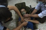 Human Right Watch tuyên bố có bằng chứng Assad đã sử dụng VKHH
