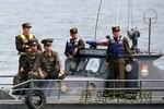 Cảnh sát biển Triều Tiên bắn tàu cá Nga tại biển Nhật Bản