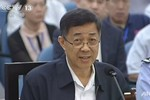 Bạc Hy Lai bị kết án tù chung thân, tịch thu gia sản