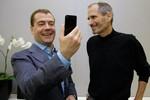 """""""Quan chức Nga không nên dùng iPhone 5S và 5C"""""""