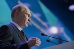 Tổng thống Putin được ghi vào lịch sử nước Nga