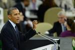 Obama phản bác nhận xét của Putin tại Đại hội đồng Liên Hợp Quốc