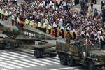 Video: Dàn vũ khí chiến lược Hàn Quốc trong lễ duyệt binh quy mô lớn