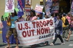 Mỹ-Philippines kết thúc đàm phán quân sự không đạt được thỏa thuận nào