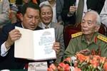 Tổng thống Maduro: Tướng Giáp qua đời là tổn thất to lớn với Venezuela