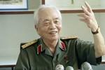 Lào, Campuchia gửi điện chia buồn Đại tướng Võ Nguyên Giáp qua đời