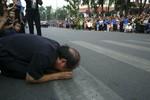 Chùm ảnh Quốc tang Đại tướng Võ Nguyên Giáp trên báo chí quốc tế
