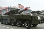 Chosun: Triều Tiên phát triển tên lửa mới đe dọa tàu chiến Hàn Quốc