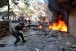 Phiến quân Syria đánh chiếm nhà tù tại Aleppo làm trụ sở