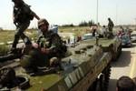 Quân đội Syria giành lại vùng chiến lược ở ngoại ô Damascus
