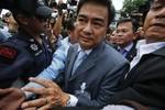Cựu Thủ tướng và Phó Thủ tướng Thái Lan bị buộc tội giết người